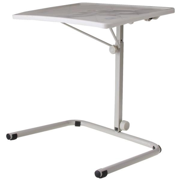 Overbed Table With Drawer ... Tray Valet over the bed table - 6 pack case - drugsupplystore.com